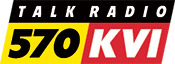Talk Radio 570 KVI logo
