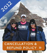 Climb 2012 Cancellation Policy button