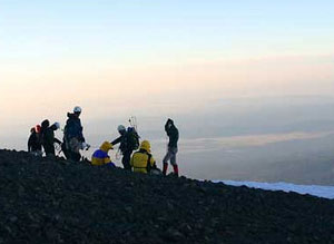 2012 Climb Mt Adams Photo Gallery