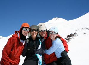 2012 Climb Mt Elbrus Photo Gallery