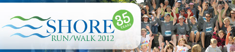 Shore Run/Walk 2012